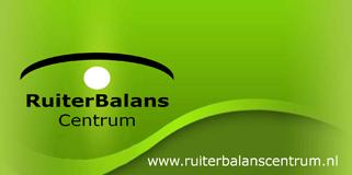 Ruiterbalanscentrum In ons Ruiter Balans Centrum worden trainingen gegeven die gericht zijn op het verbeteren van houding, balans en ademhaling.Het doel is dat er binnen een korte tijd een aanzienlijke verbetering in het paardrijden zal zijn.