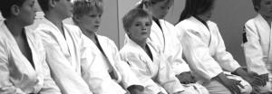Aikido lessen jeugd